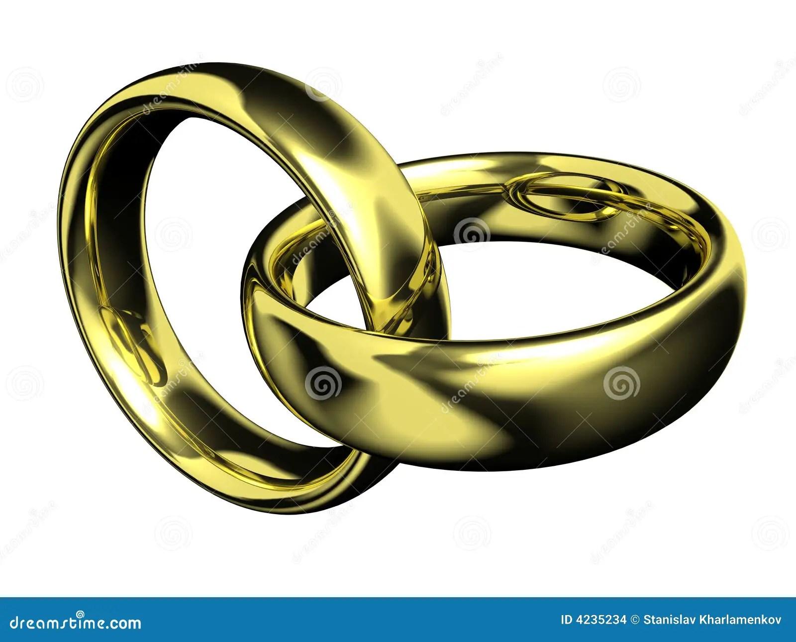 Traumdeutung Goldene Ringe