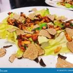 Gourmet Menu Vip Dish Stock Photo Image Of Michelin 140447270