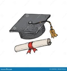 cartoon graduate college diploma graduation university cap hat mortarboard students square degree student academic caps pattern