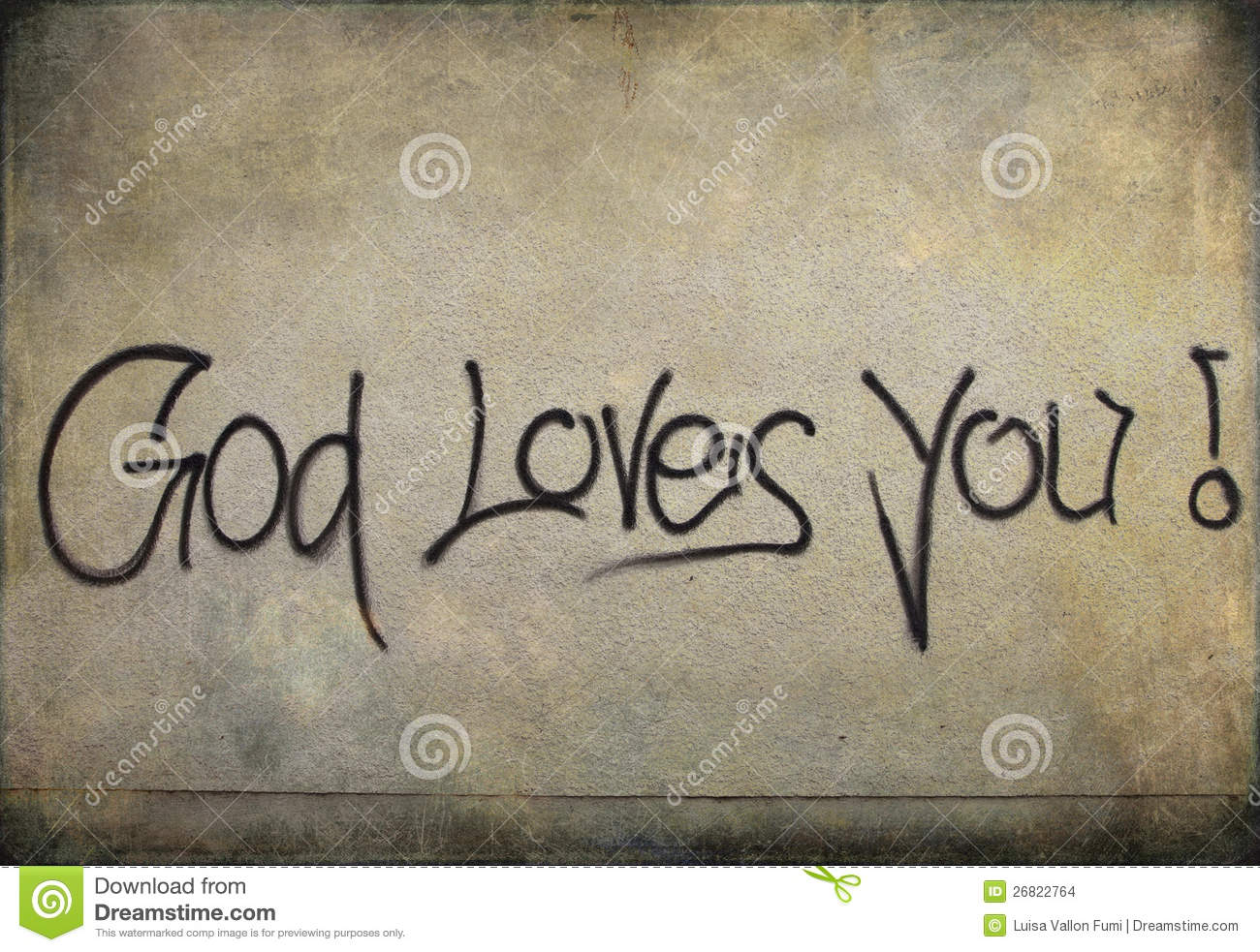 God Loves You Quote