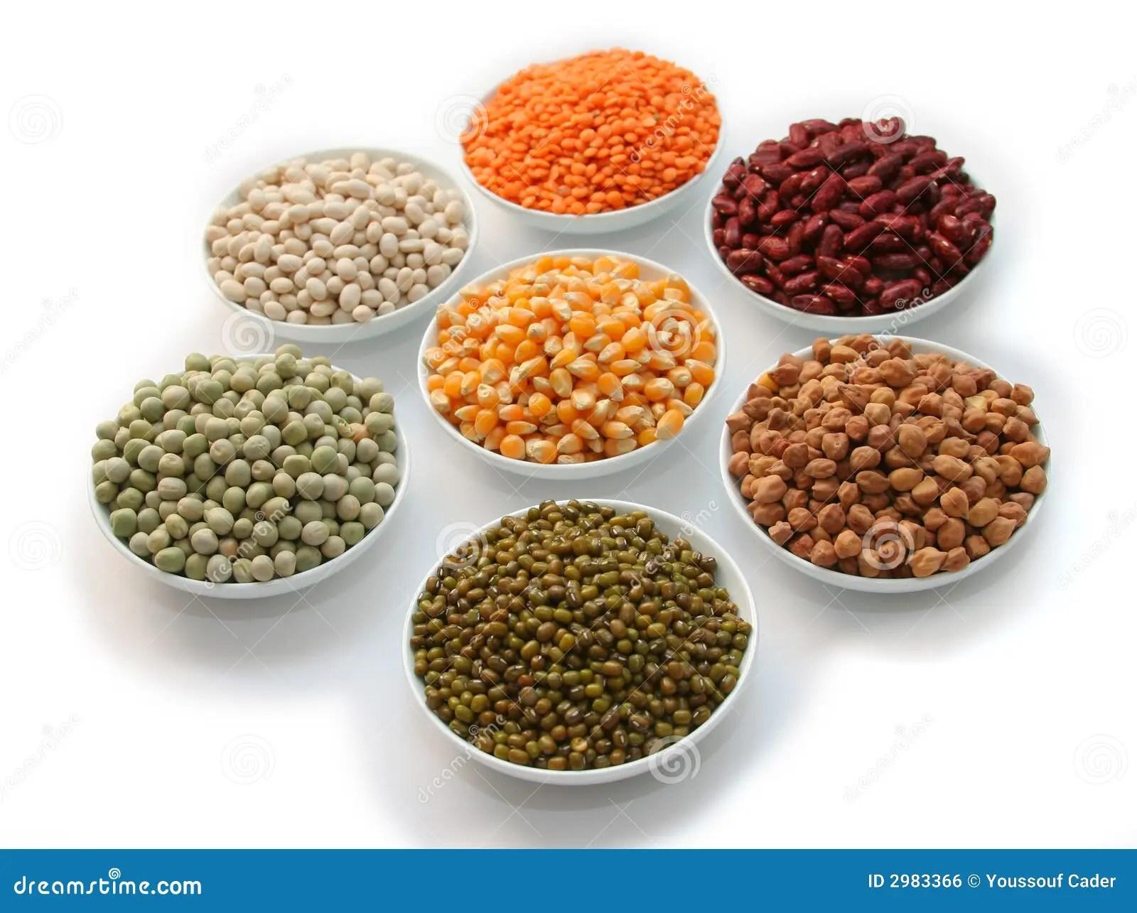 Grains Stock Photo Image Of Arrangement Lentils