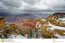 Grand Canyon Stock Of Panorama South Sunny