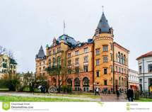 Grand Hotel In Lund Sweden Of City' Oldest And