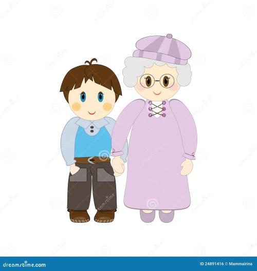 small resolution of clipart grandparent
