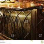Granite Counter Tops And Wood Kitchen Furniture Stock Photo Image Of Architecture Luxury 21576930