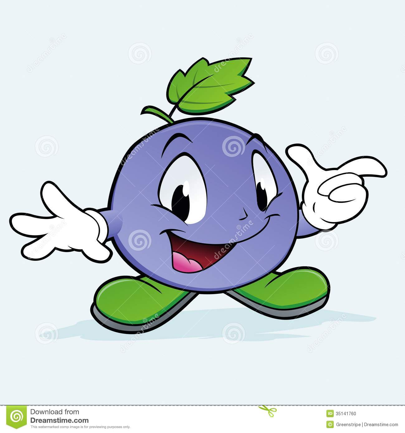 Berries Clip Art Spinach And