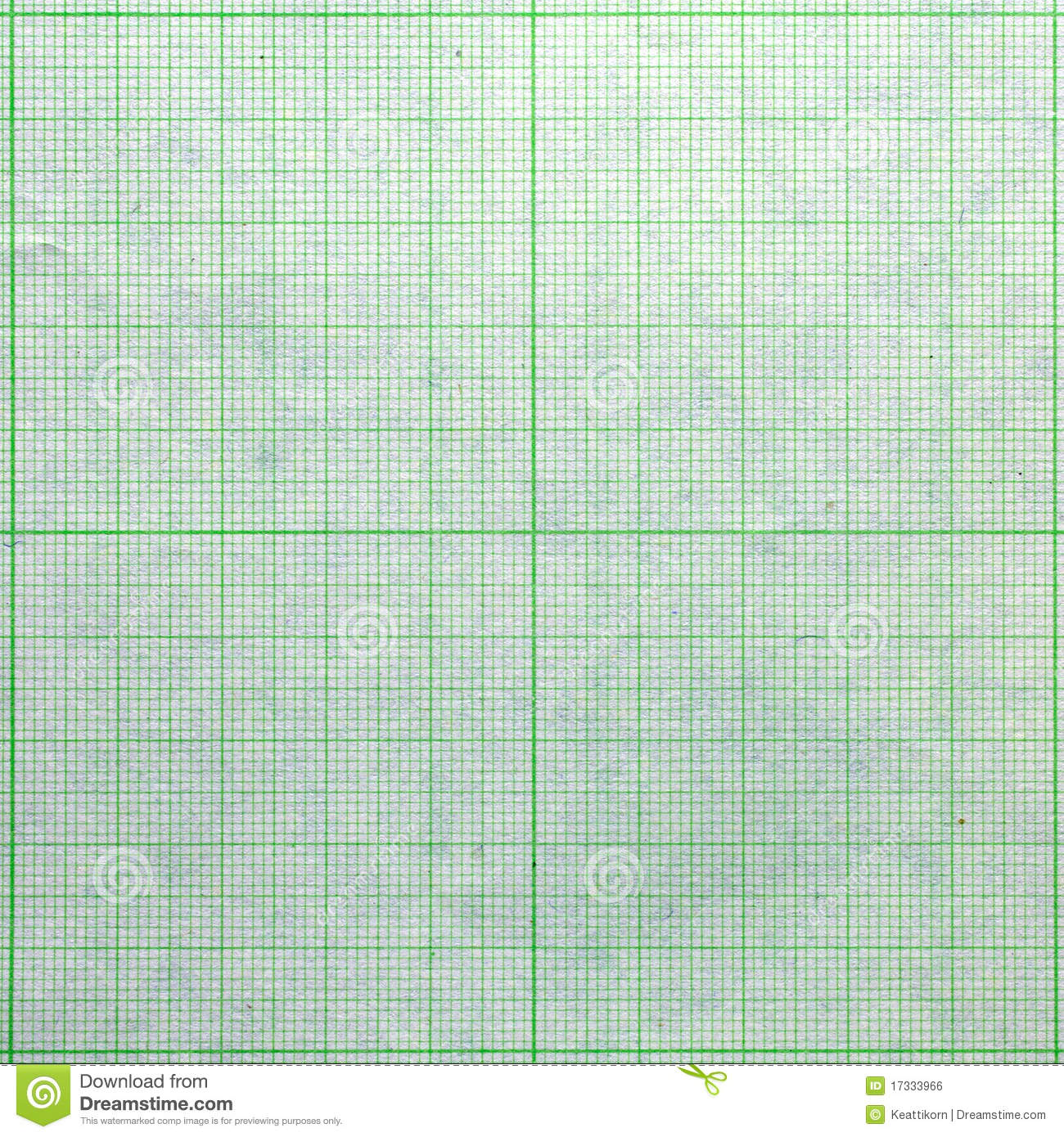Graph Paper Royalty Free Stock Image