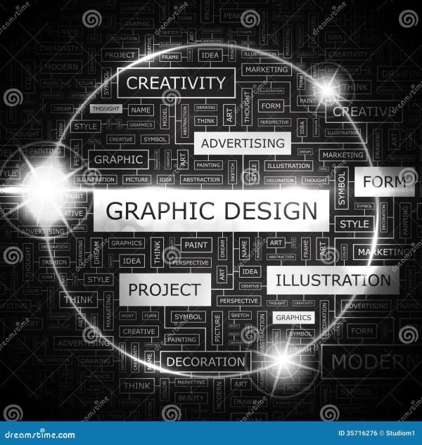 Graphic Design Stock Vector. Illustration Of Creativity - 35716276
