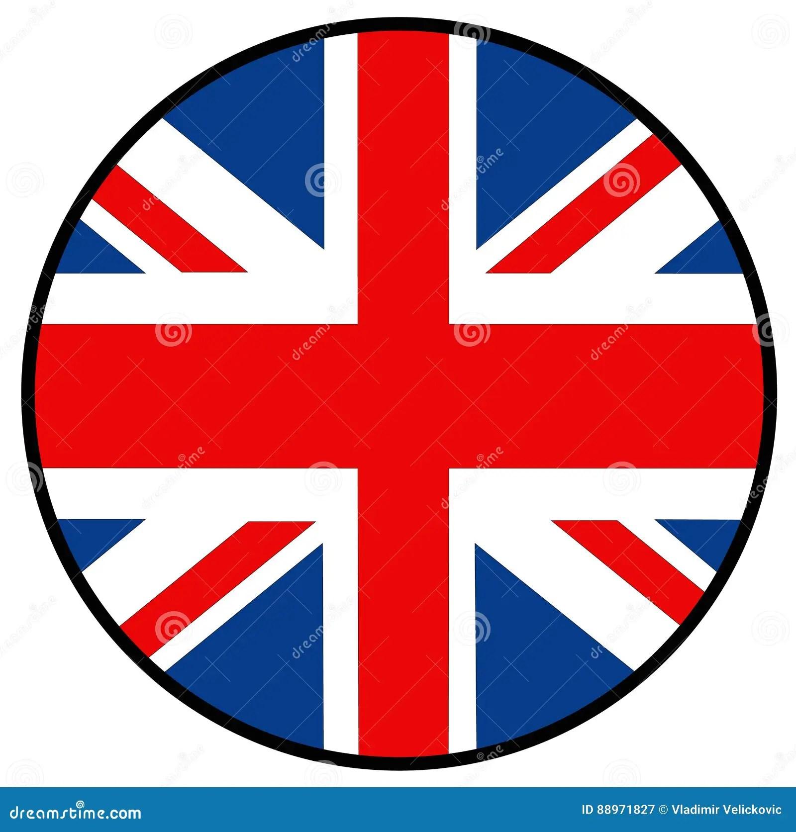 great britain flag stock