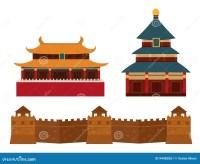 Great Wall Of China Beijing Asia Landmark Brick ...