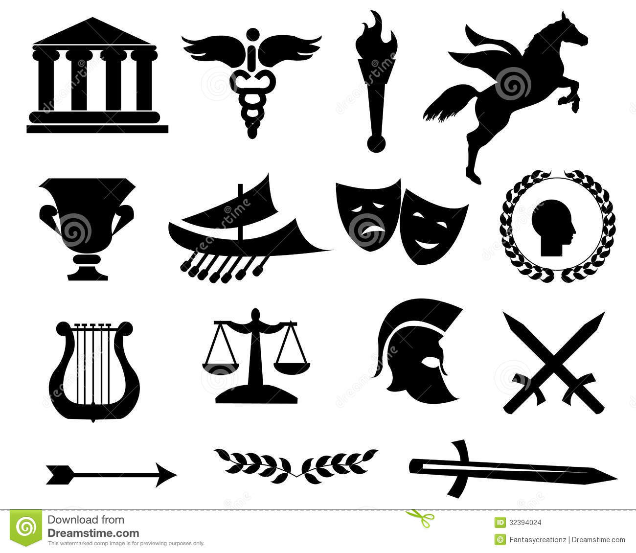 Ancient Rome Clipart