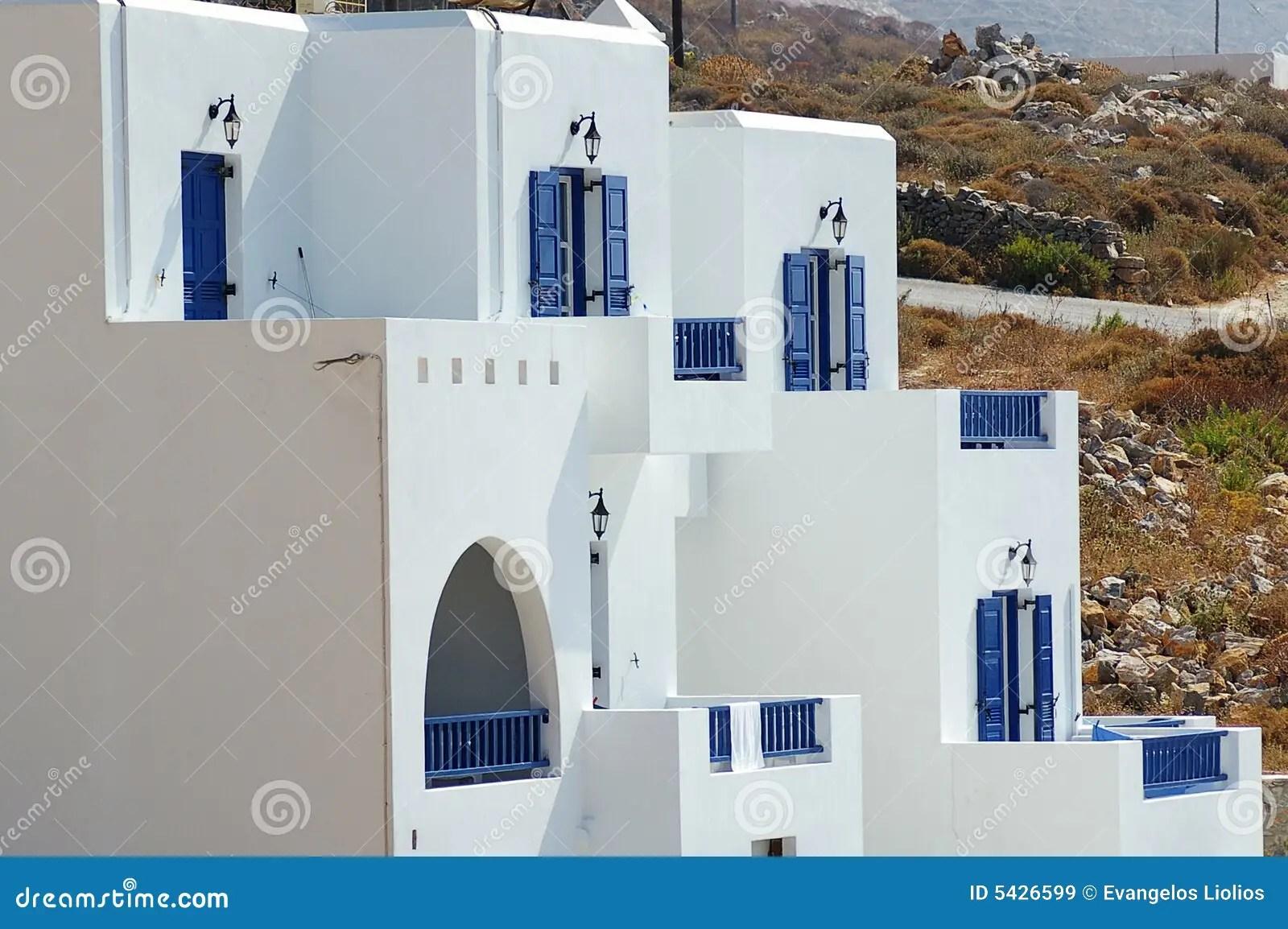 Greek house stock image Image of amorgos island house  5426599