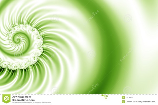 Green abstract background stock illustration