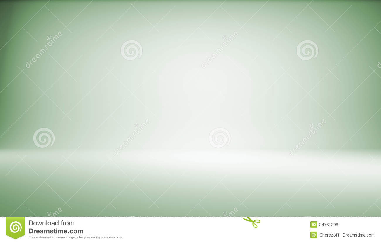 Green gradient background stock illustration Image of