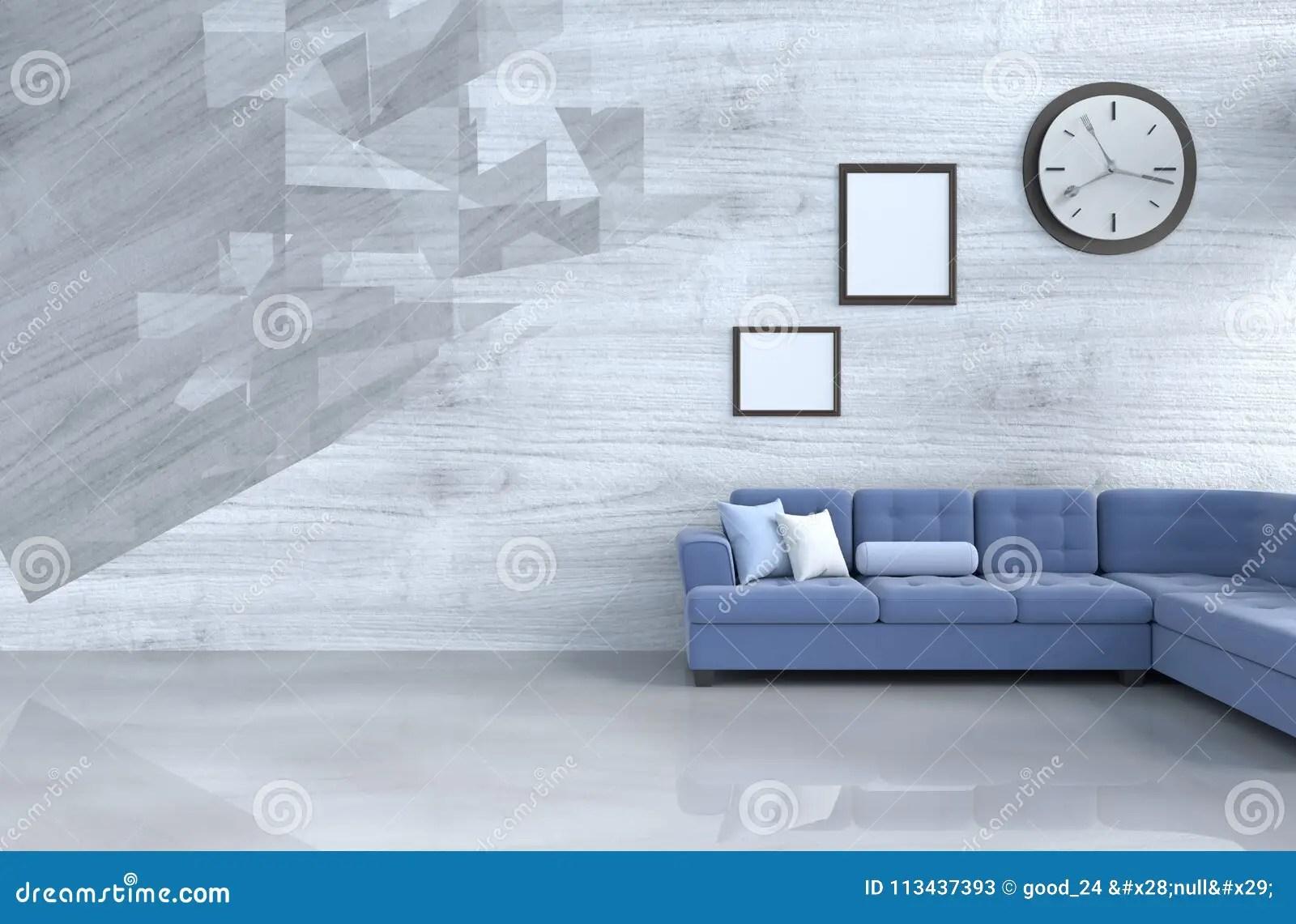 abbie sofa navy natuzzi sleeper grey walls blue living room baci