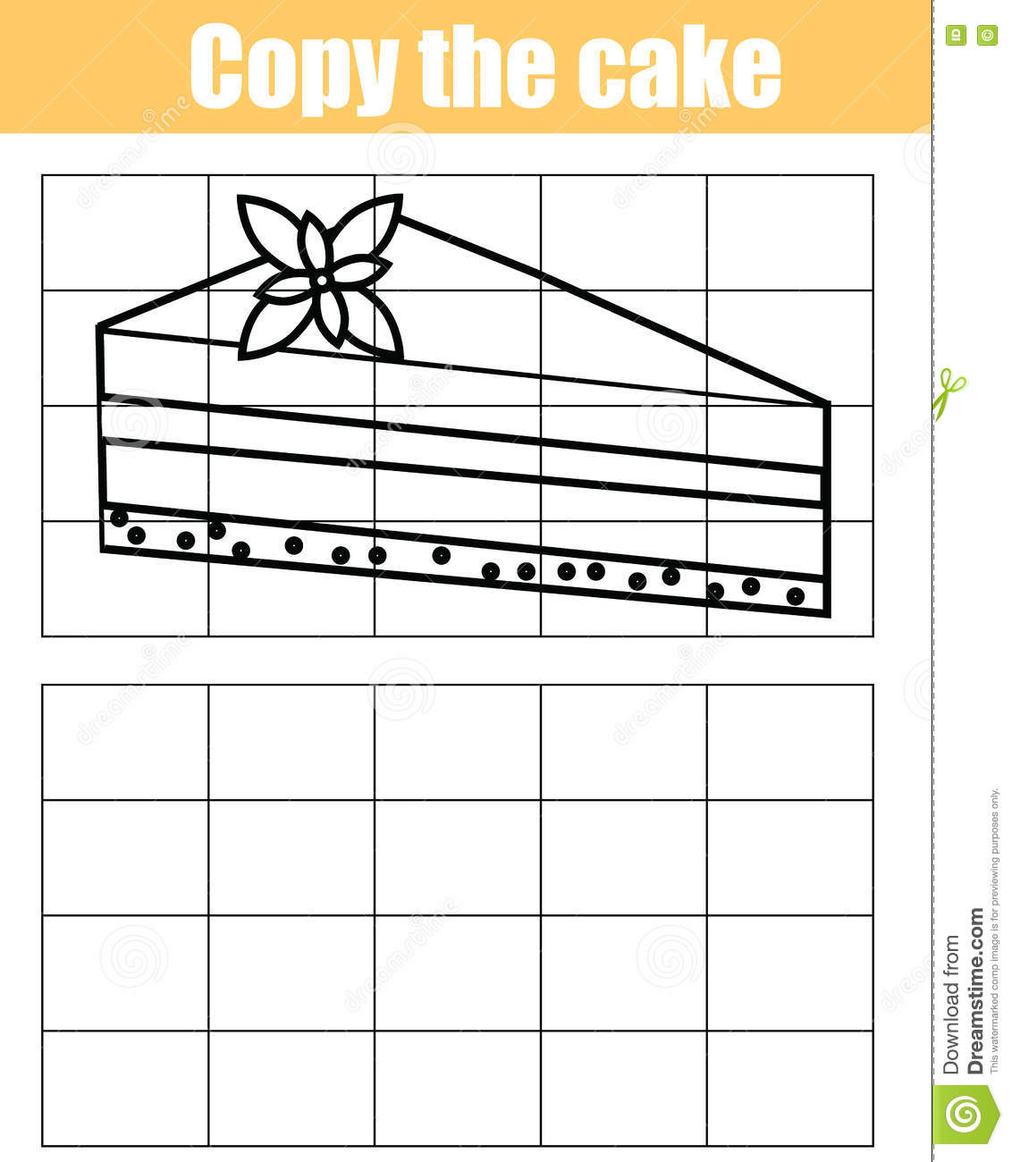 Grid Symmetry Worksheet