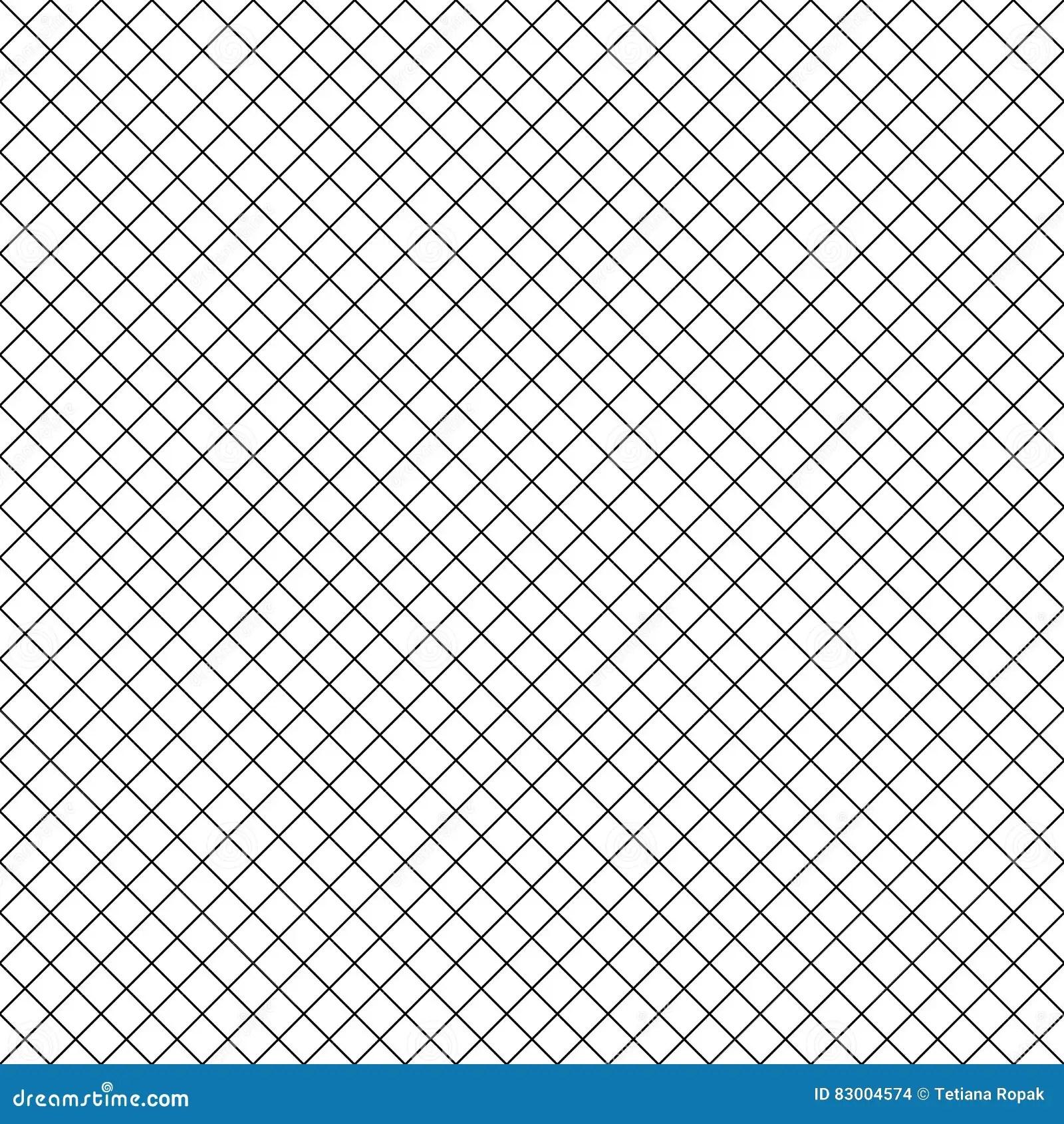 Abstract Futuristic Grid. Vector Illustration Vector