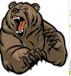 grizzly bear mascot stock illustrations 2 477 grizzly bear mascot stock illustrations vectors clipart dreamstime [ 1330 x 1300 Pixel ]