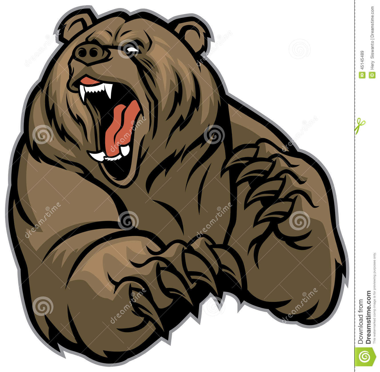 hight resolution of grizzly bear mascot stock illustrations 2 477 grizzly bear mascot stock illustrations vectors clipart dreamstime