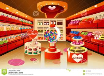 candy grocery clipart vector illustration counter section background modern cool hd displaying royalty backgrounds preview bookstore hipwallpaper architecture