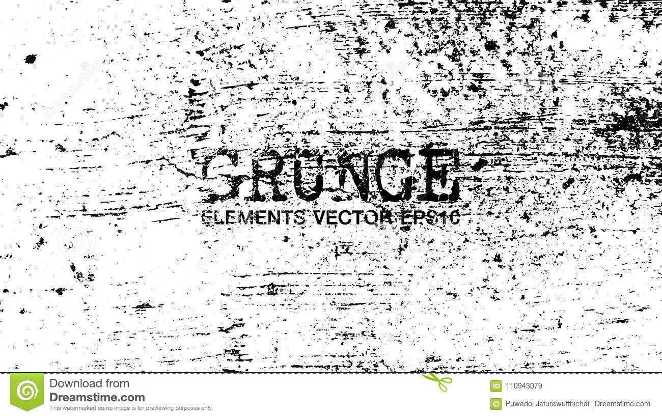 Grunge Scratch Elements Background And Texture Vector