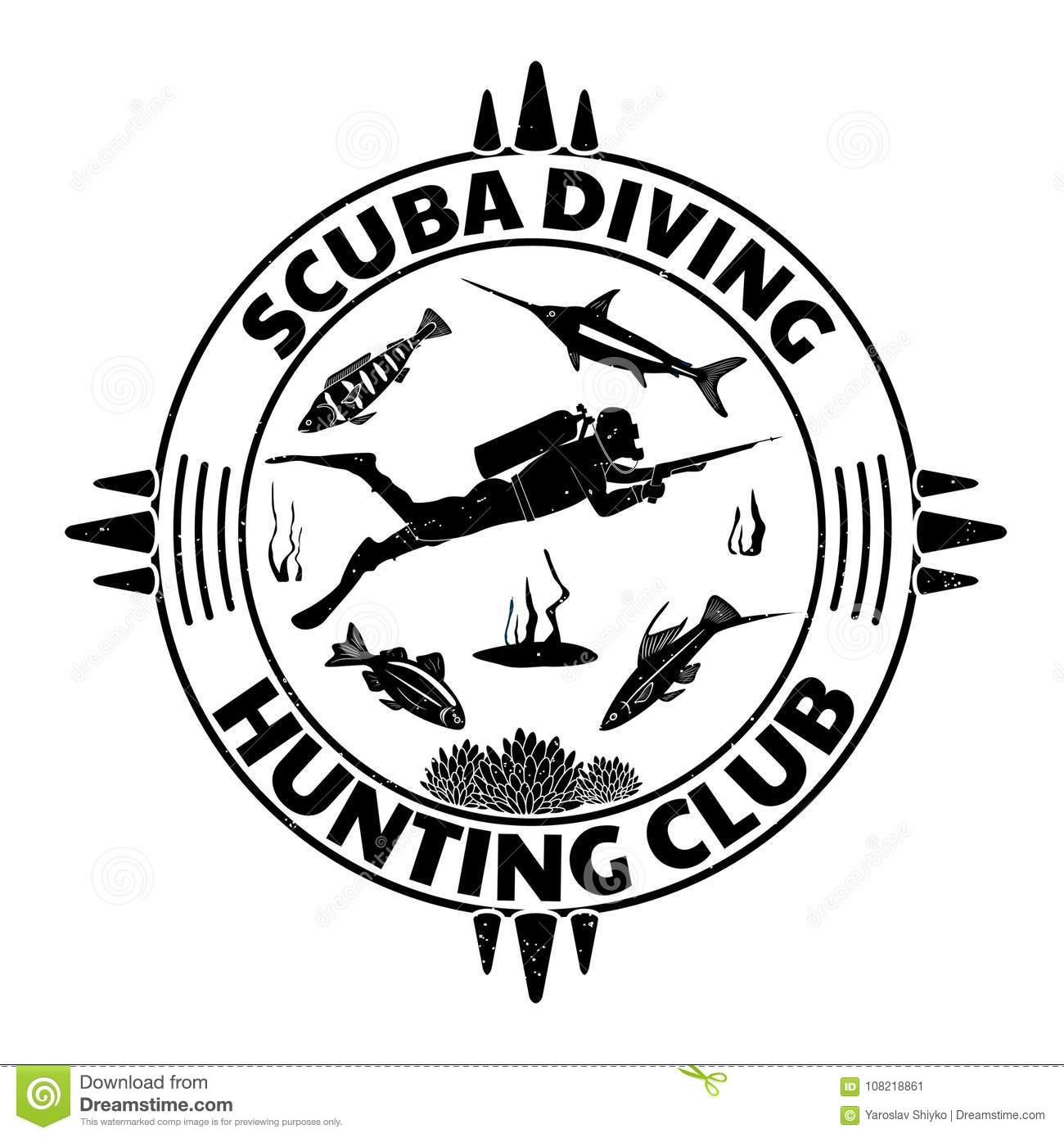 Diving Cartoons Illustrations Amp Vector Stock Images