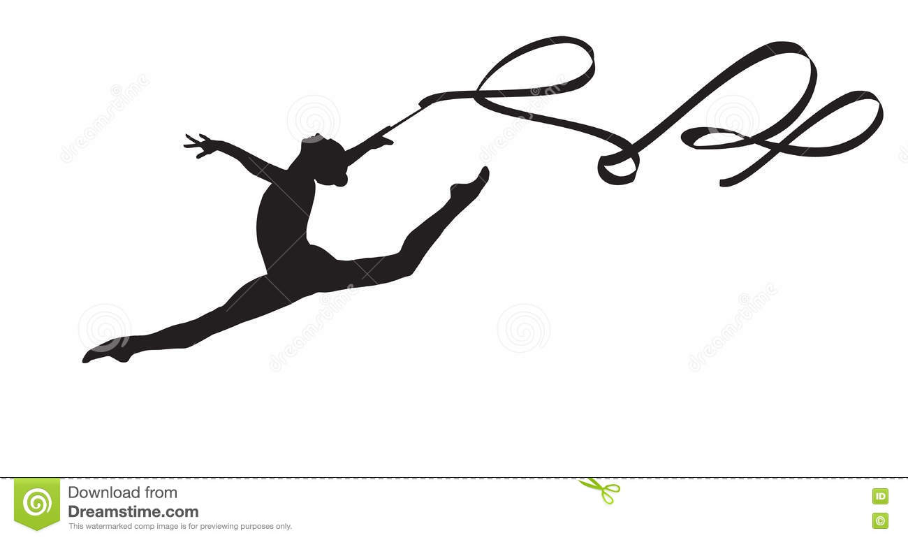 Gymnast Cartoons Illustrations Amp Vector Stock Images
