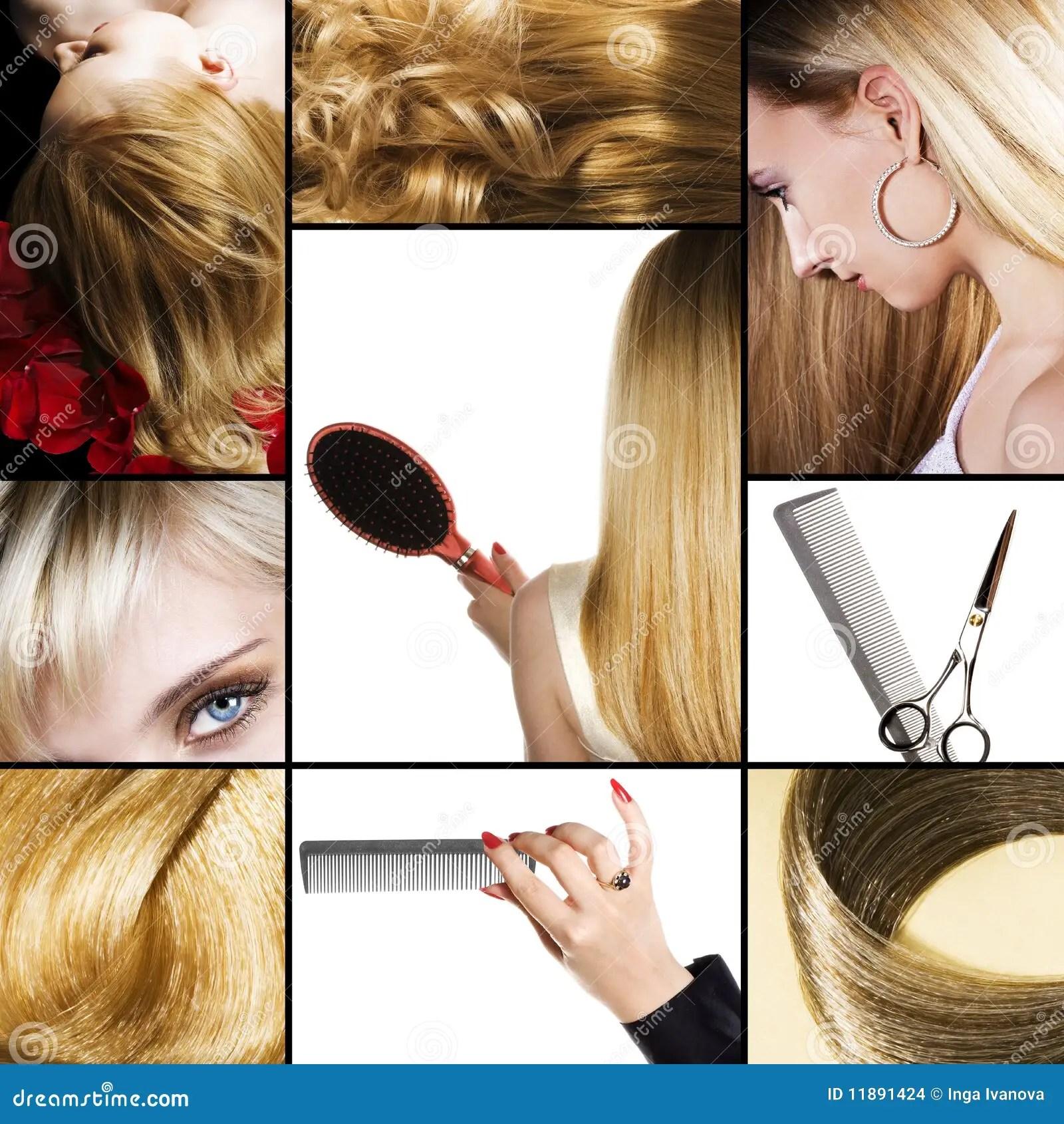 Hair Salon Stock Photo Image Of Scissor Fashion Sample