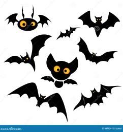 halloween bat clip art illustration [ 1300 x 1382 Pixel ]