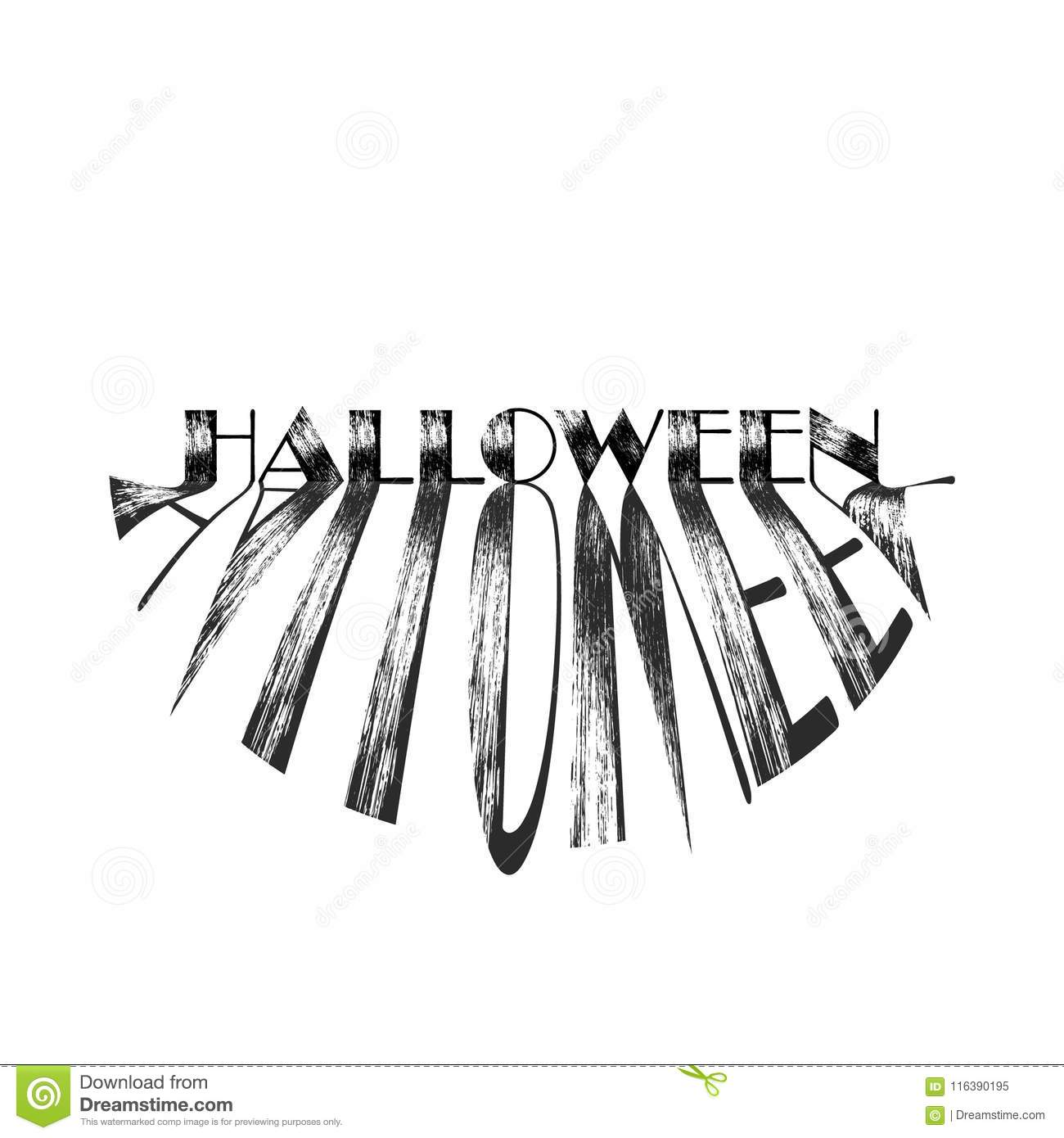 Spooky Halloween Night Stock Illustrations 46 036 Spooky