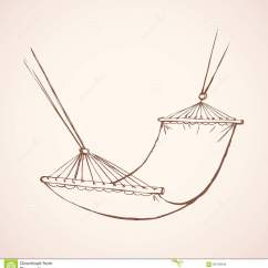 Swing Chair Drawing Desk Cheap Swinging Hammocks Pawleys Single Cotton Rope Hammock