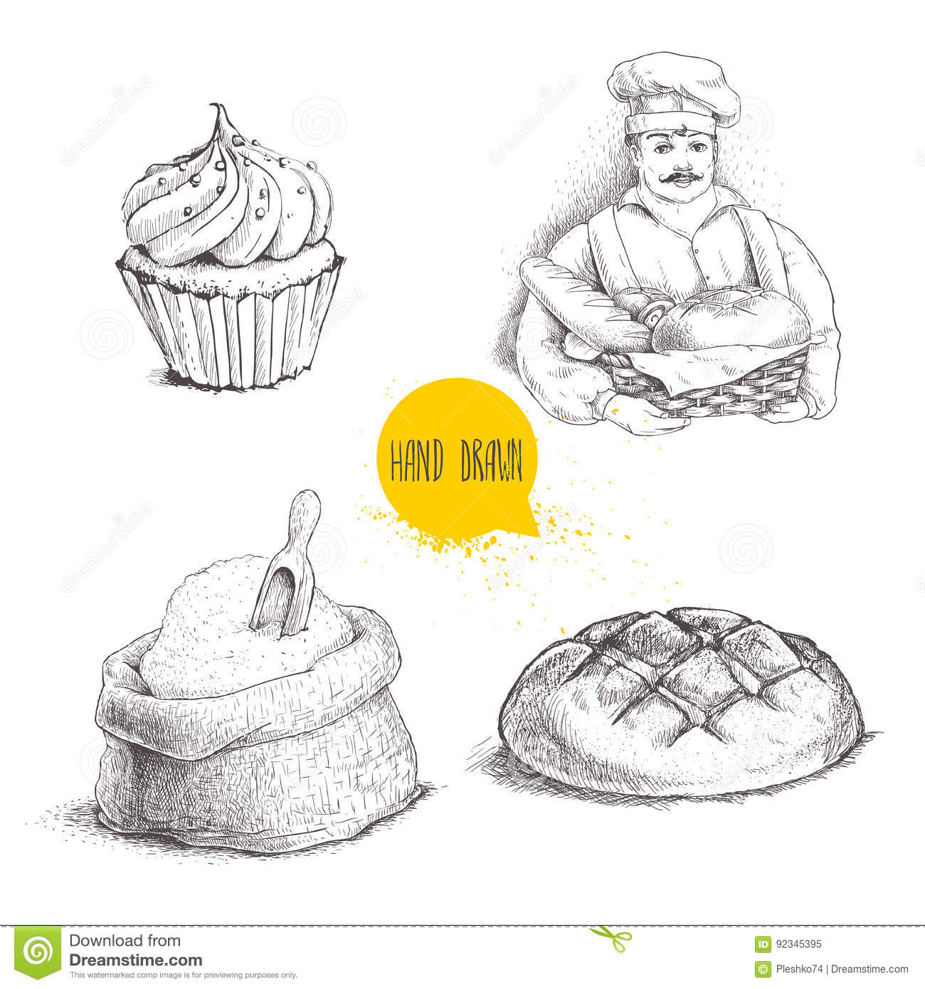 Loaf Cartoons Illustrations Amp Vector Stock Images