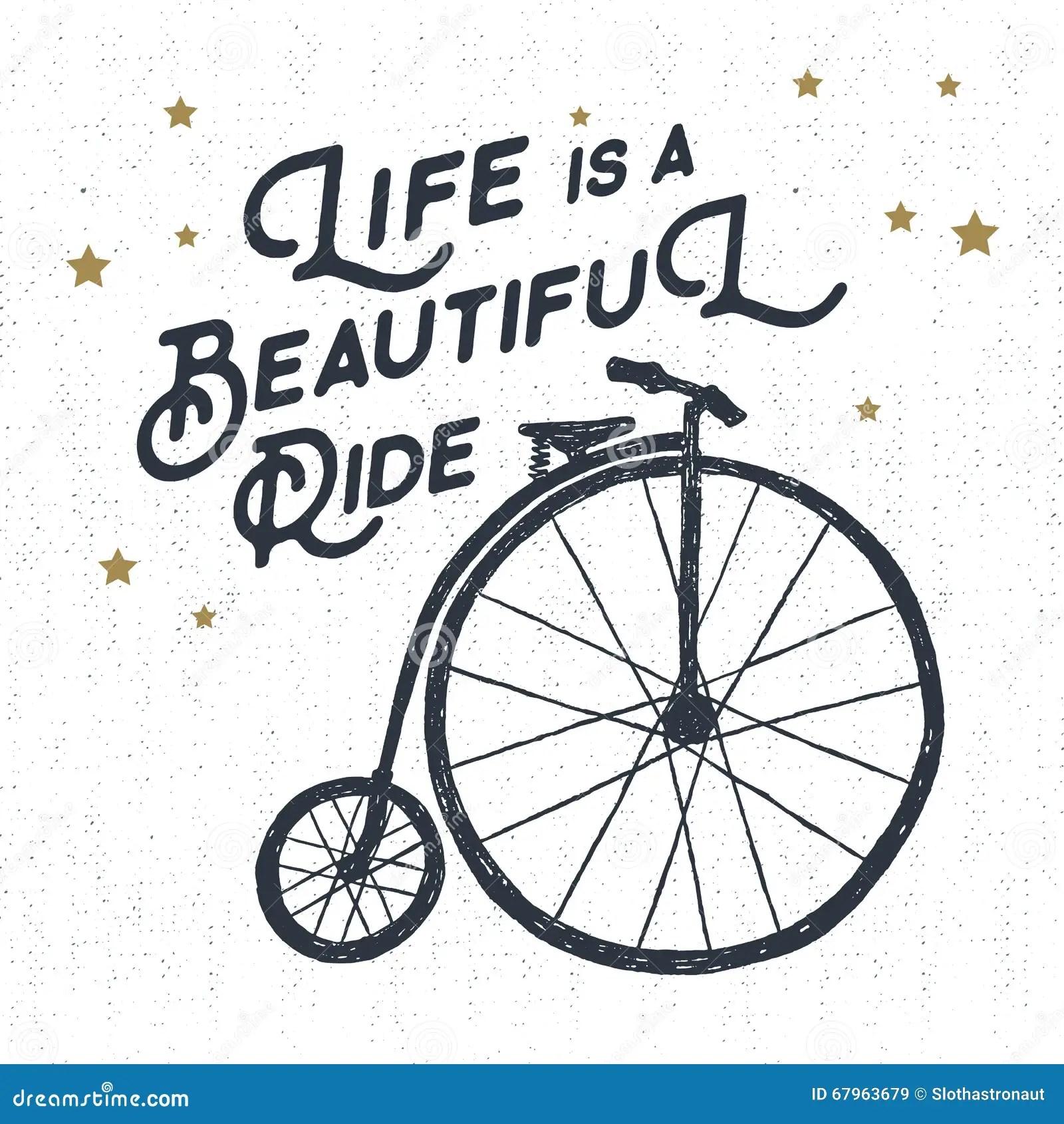 Cartoon Bike White Black And Girly