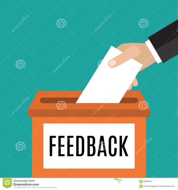 Hand Putting Paper Stock Vector. Illustration Of Opinion