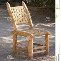 Handmade Wooden Chairs Round Oak Table And 6 Chair Stock Image Of Carpentry 3593859 A In Traditional Moroccan Design Garden