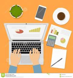 hands typing text on computer keyboard graph chart calculator [ 1300 x 1390 Pixel ]