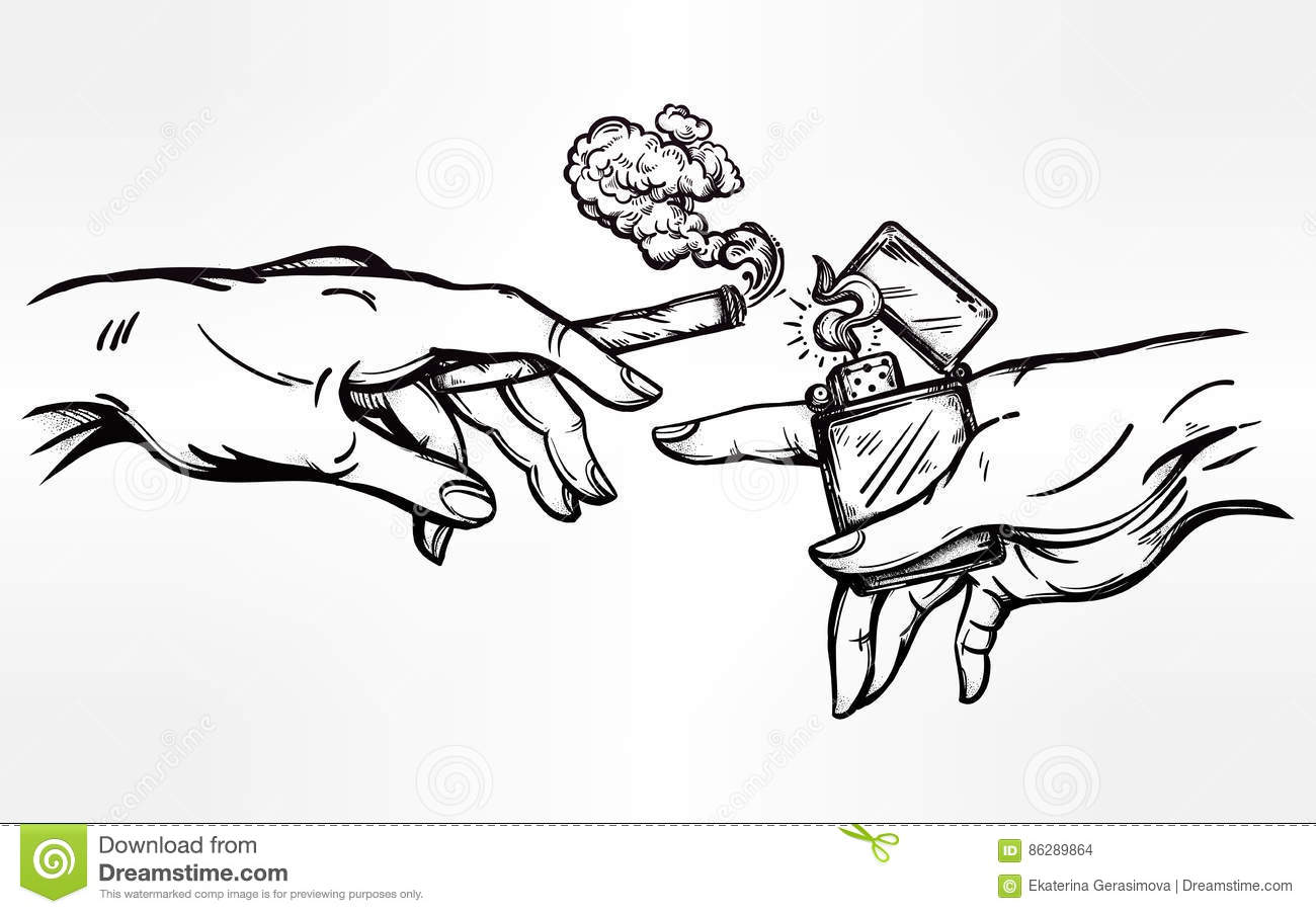 Clipart Of Drug And Alcohol Free Sketch K11940335 Search