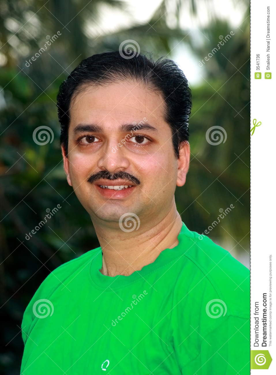 Handsome Person Royalty Free Stock Image Image 3541736