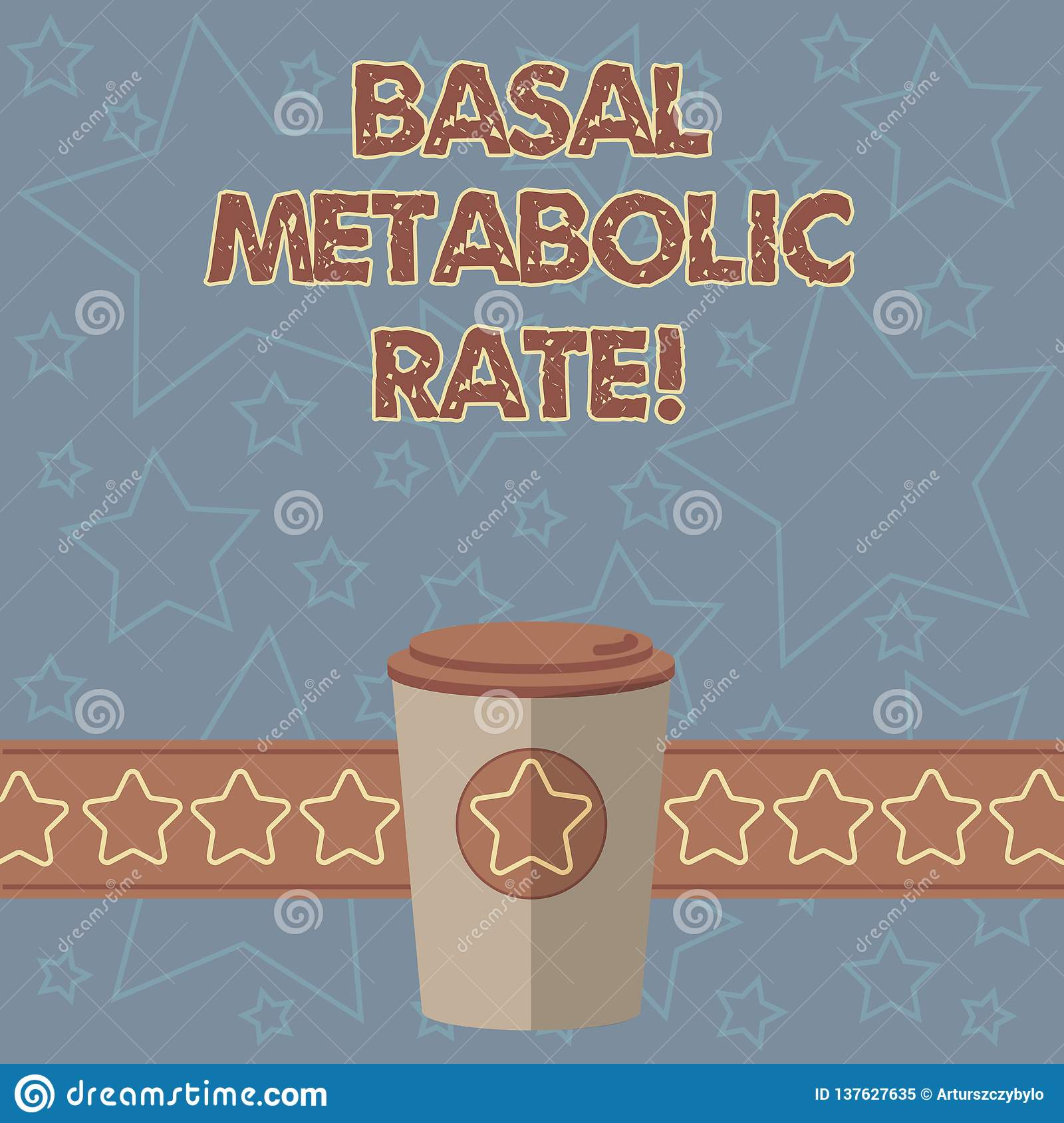 Handwriting Text Writing Basal Metabolic Rate Concept