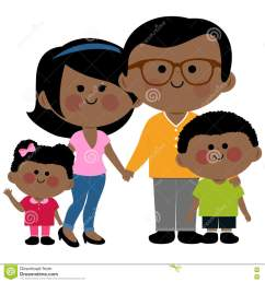 happy african family [ 1300 x 1390 Pixel ]