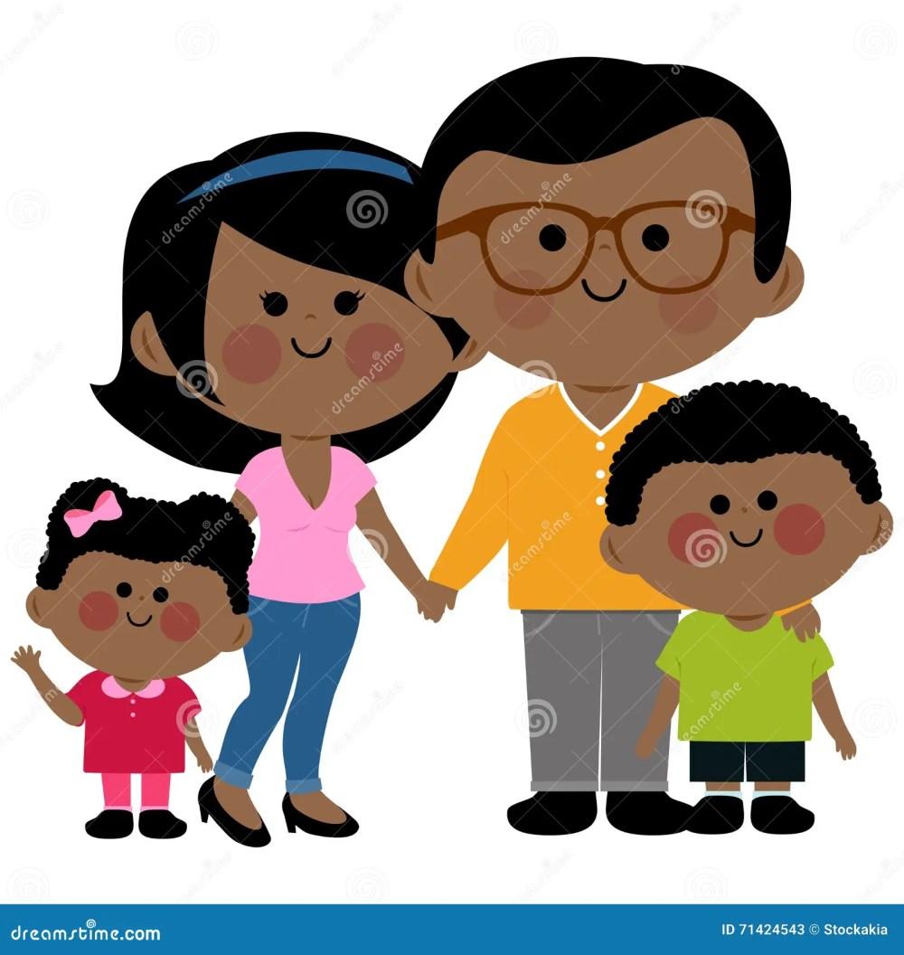 medium resolution of happy african family