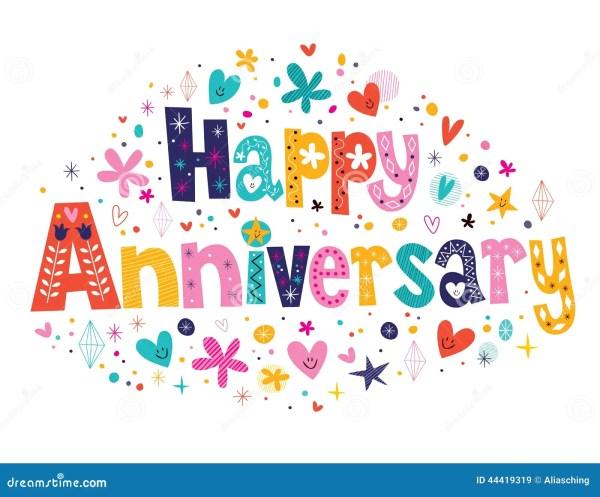 anniversary stock illustrations