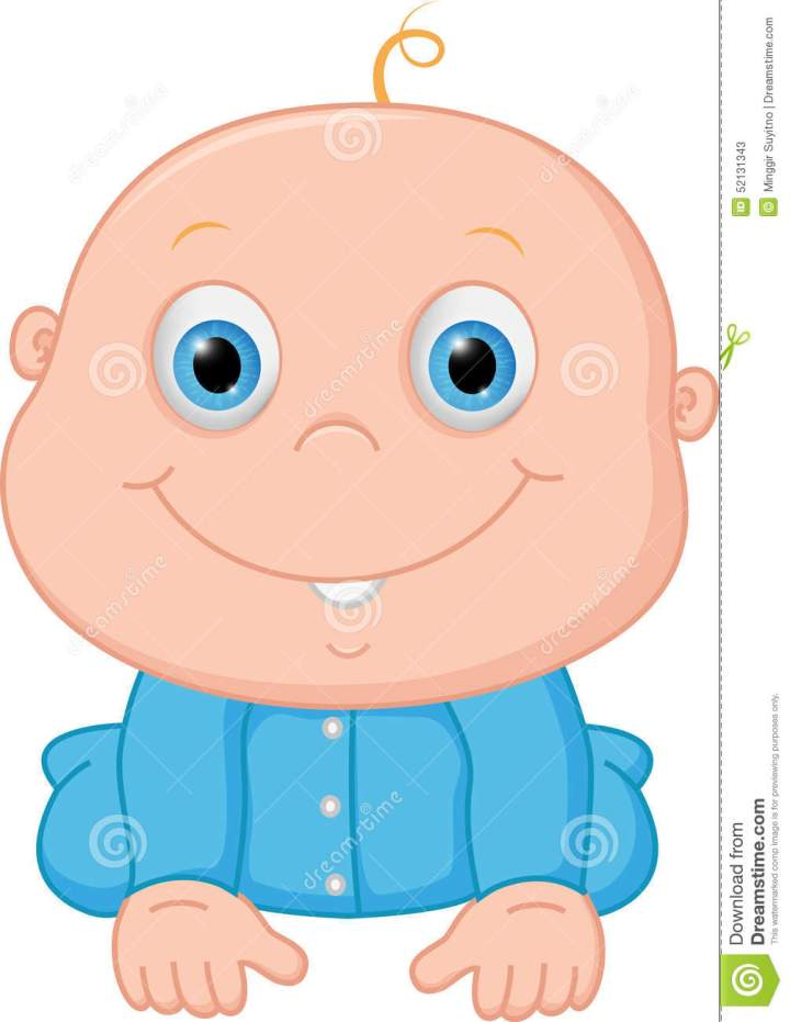 Cartoon baby boy pictures cartoonkaperla happy baby boy cartoon stock vector ilration of voltagebd Image collections