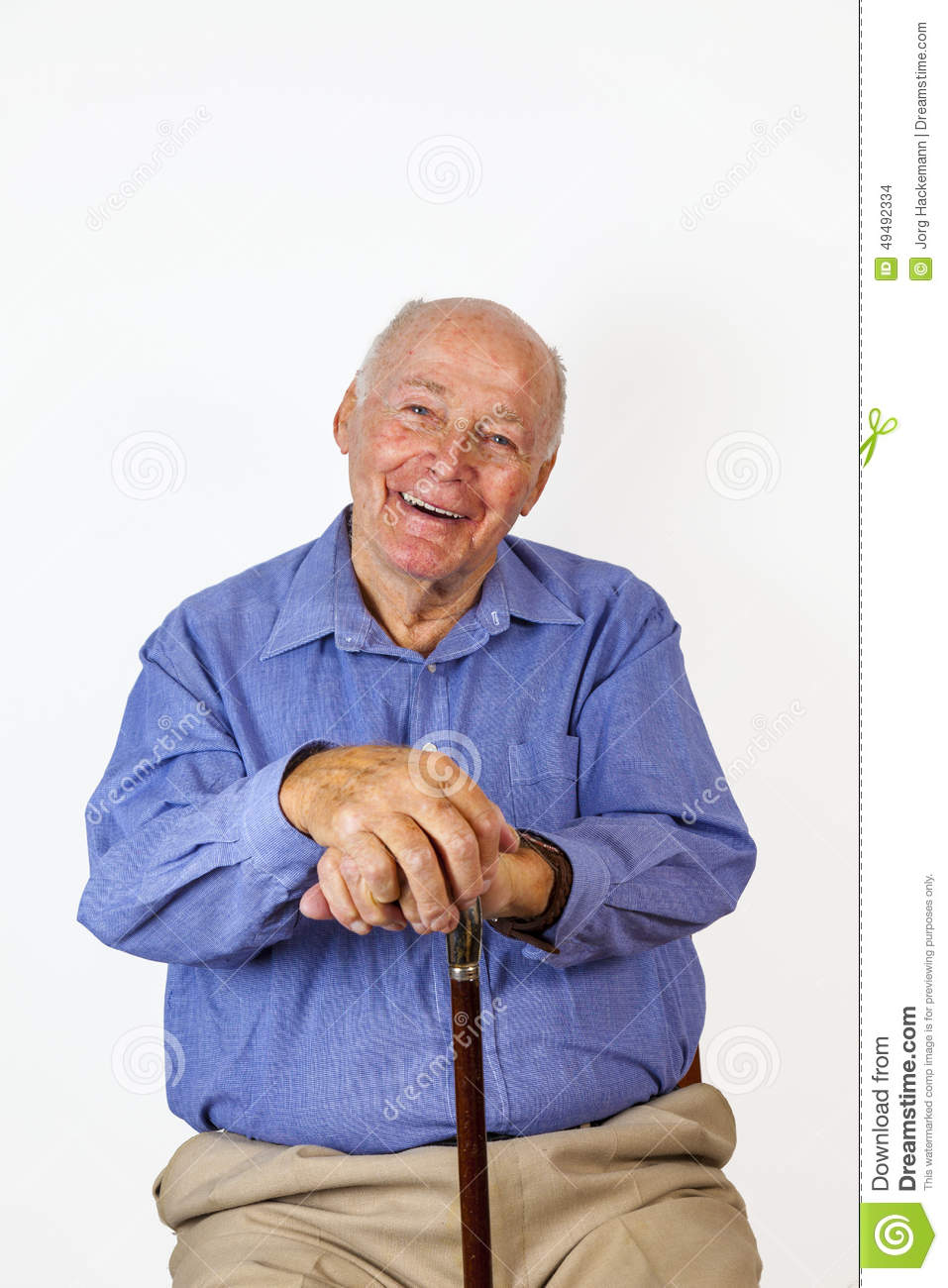 chair design for elderly best office cushion happy man sitting in a stock photo - image: 49492334