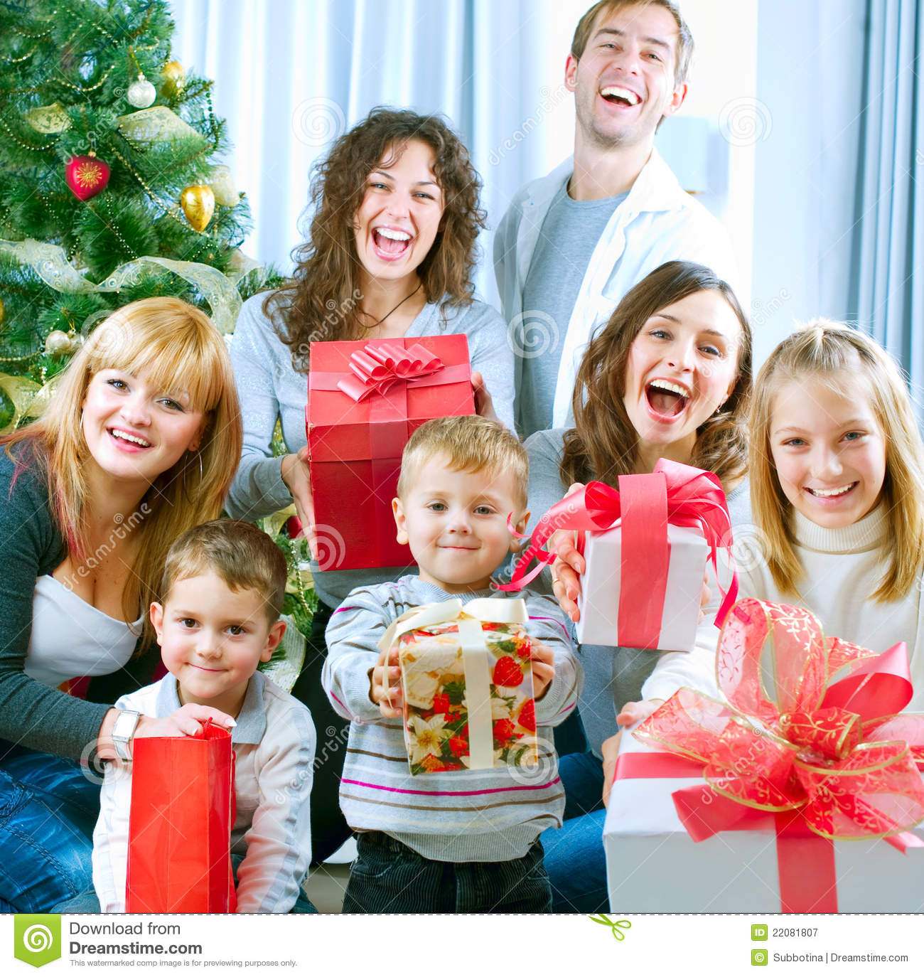 Christmas Gifts For A Family