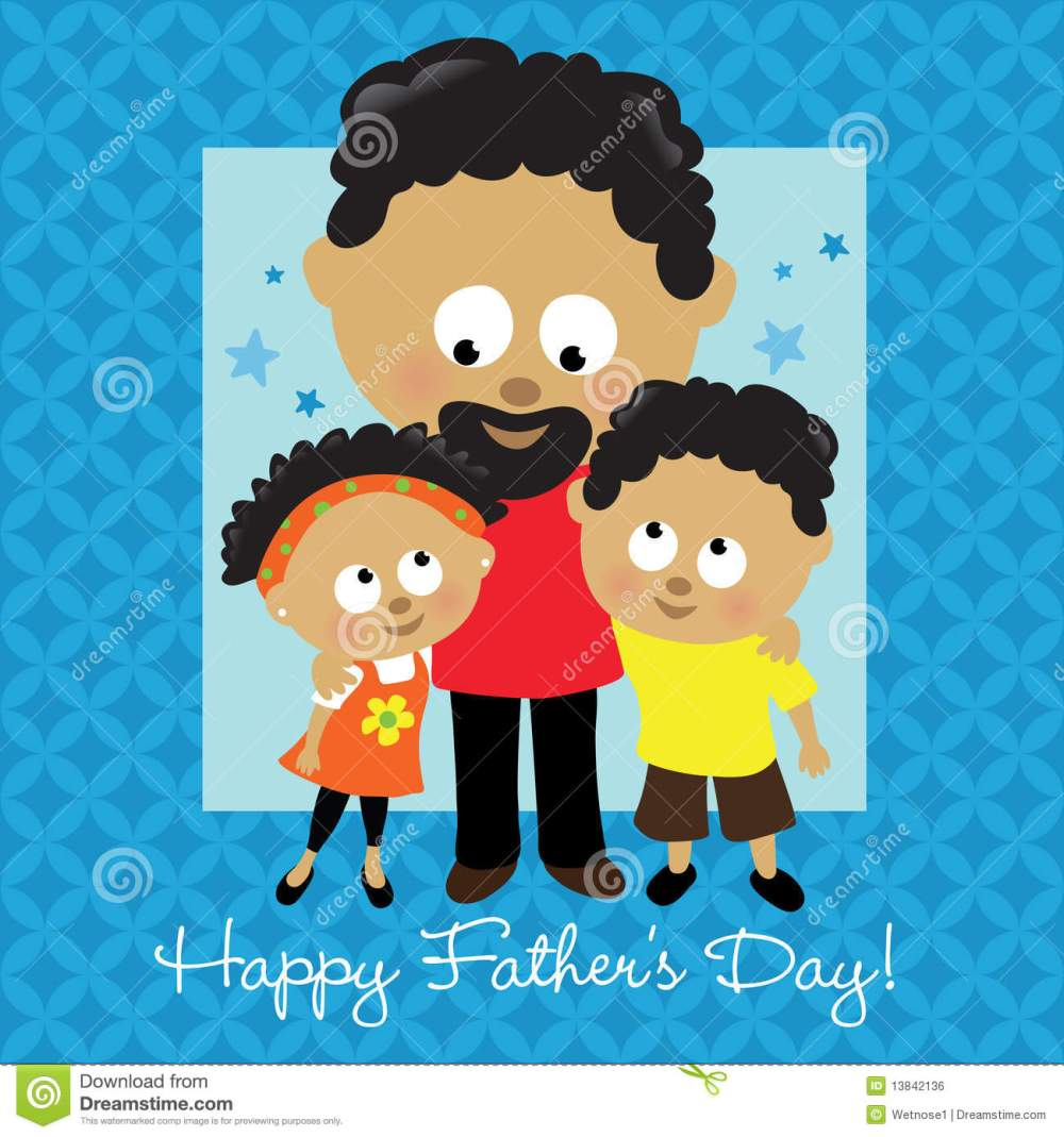 medium resolution of happy father s day african american