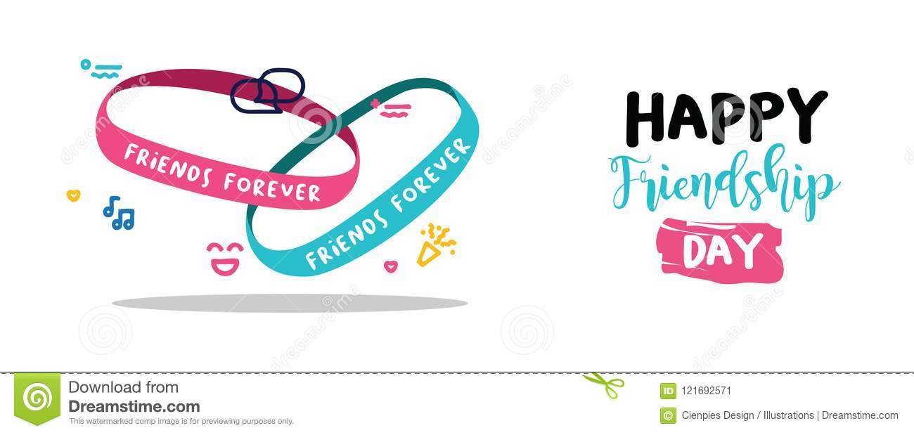 friendship day friends forever