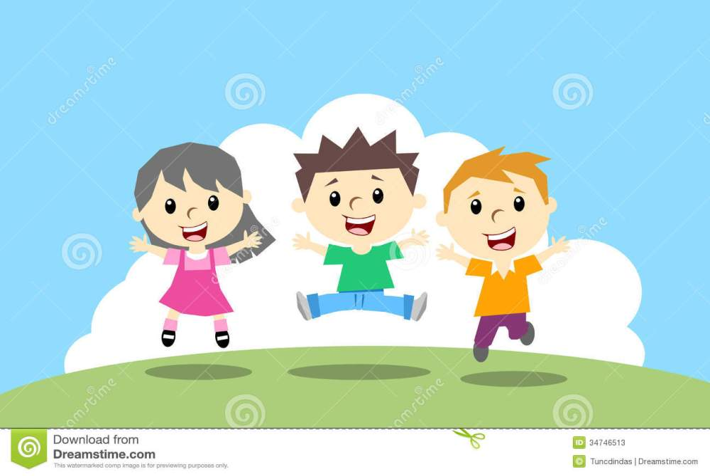 medium resolution of happy kids