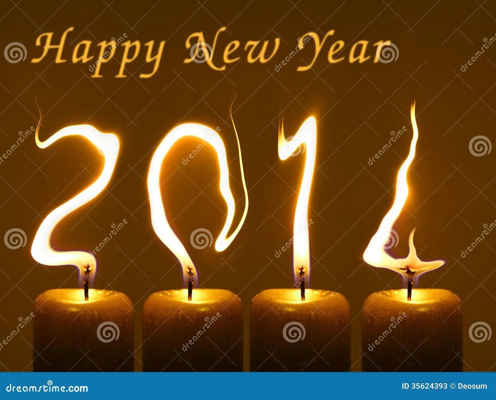 Happy New Year Pf Stock Photos