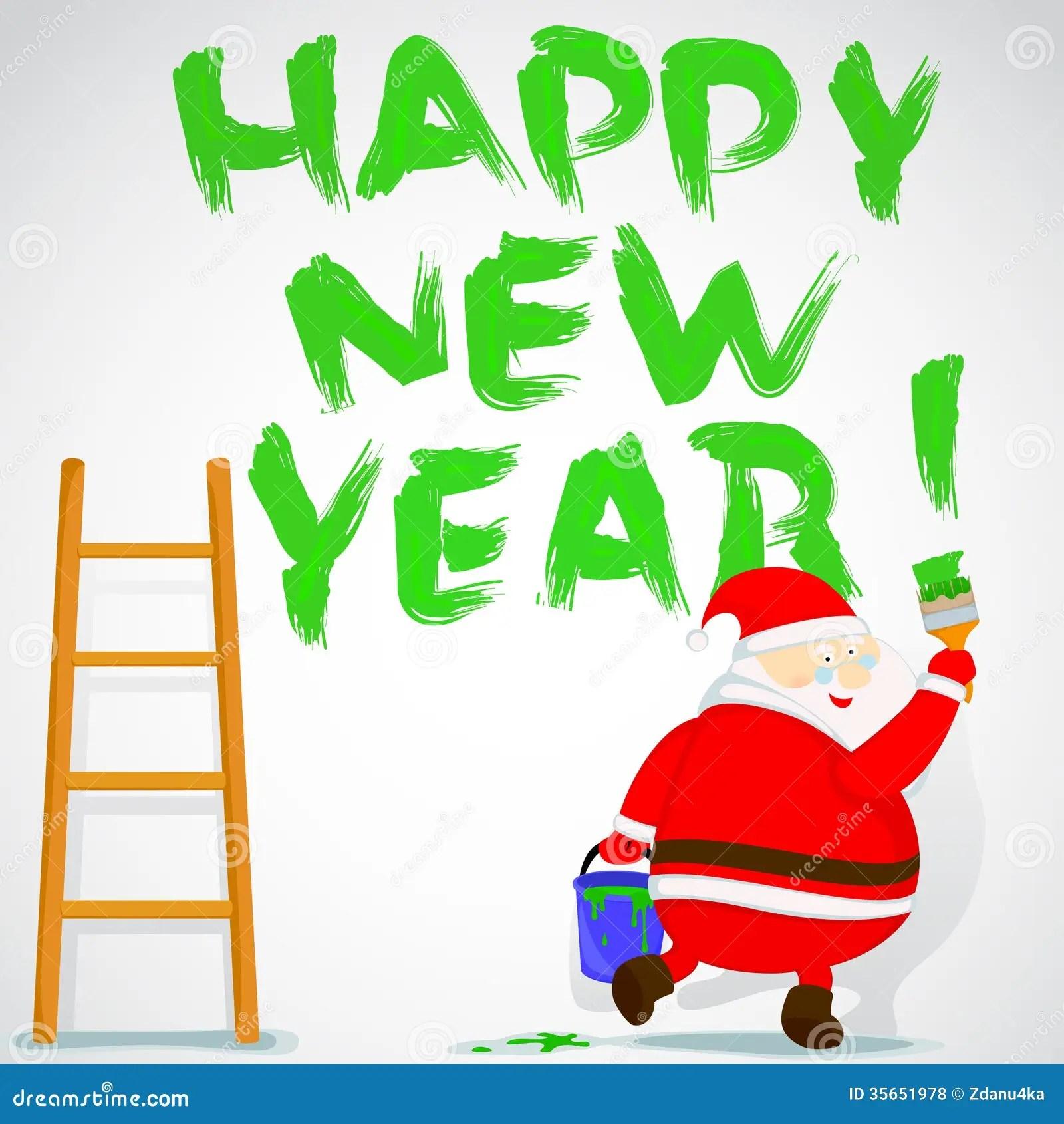 Happy New Year Royalty Free Stock Photos Image 35651978